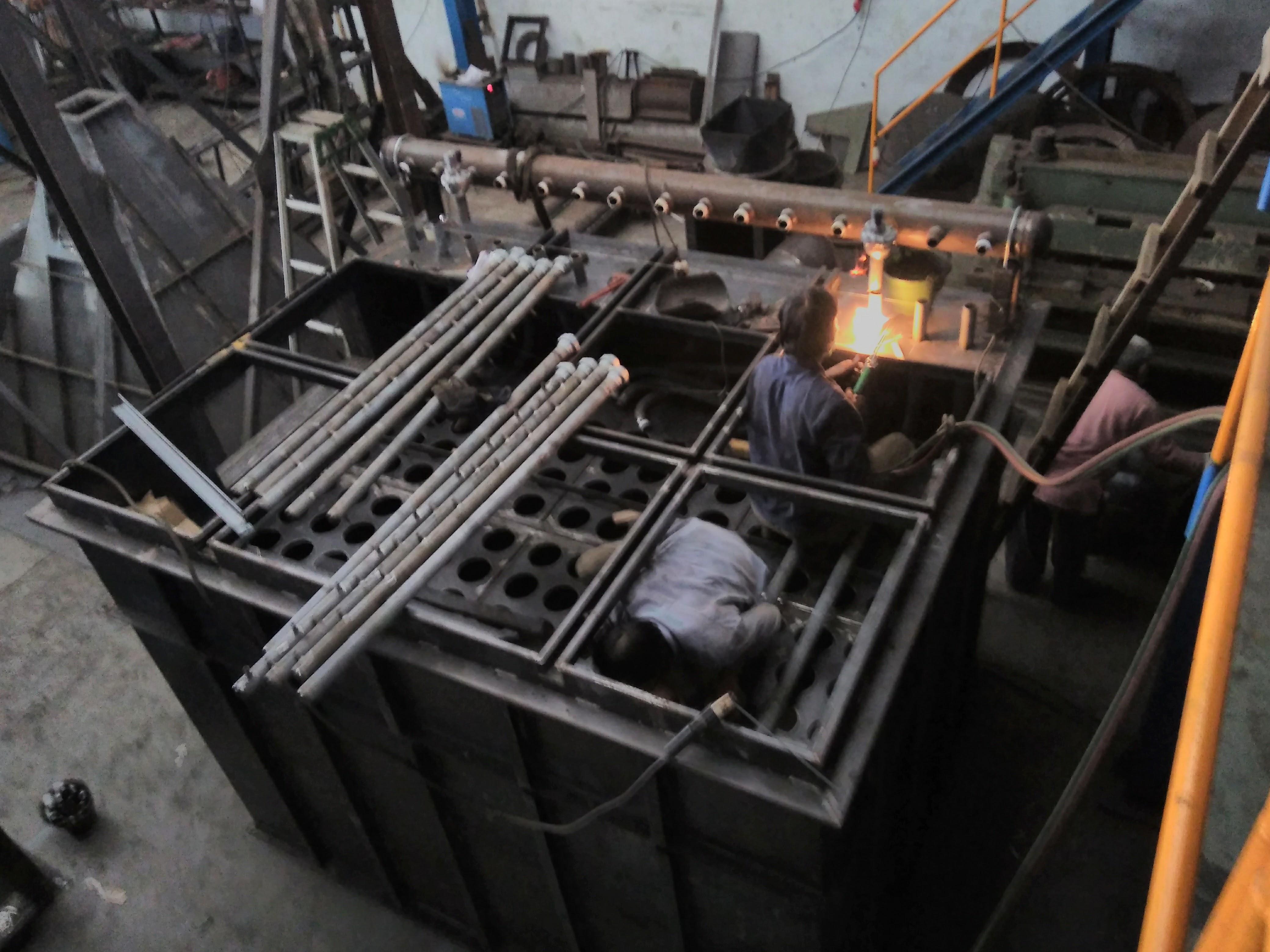 fabrikasi baghouse filter